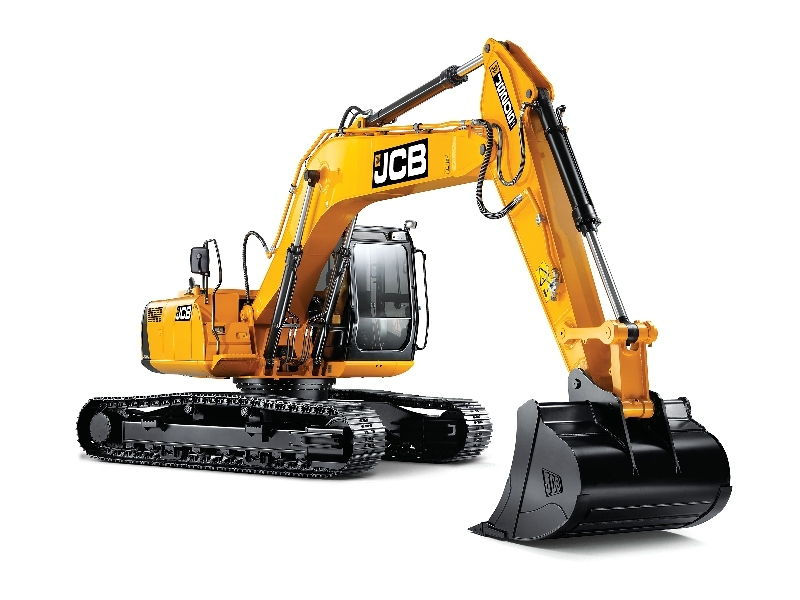 JCB JS205LC Picture -3