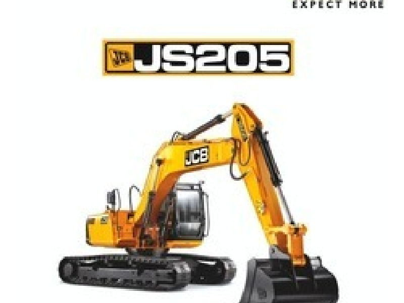 JCB JS205LC Picture -6