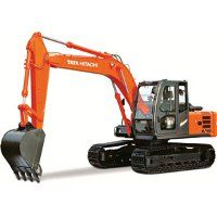 Tata Hitachi EX 110 Backhoe Picture