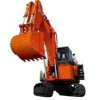 Tata Hitachi EX 2600-6 Backhoe Picture
