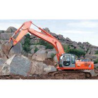 Tata Hitachi EX 350LCH-V Backhoe Picture