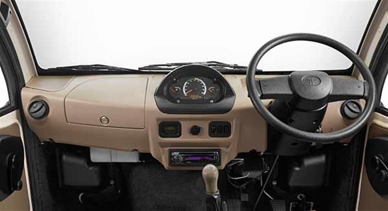 Ace Cng Interior Dashboard