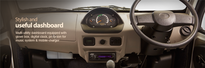 Magic Interior Dashboard