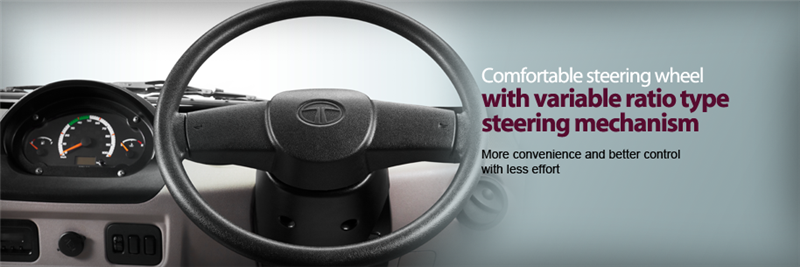 Magic Interior Steering Wheel