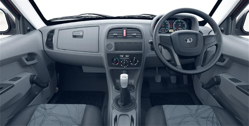 Xenon Interior Dashboard