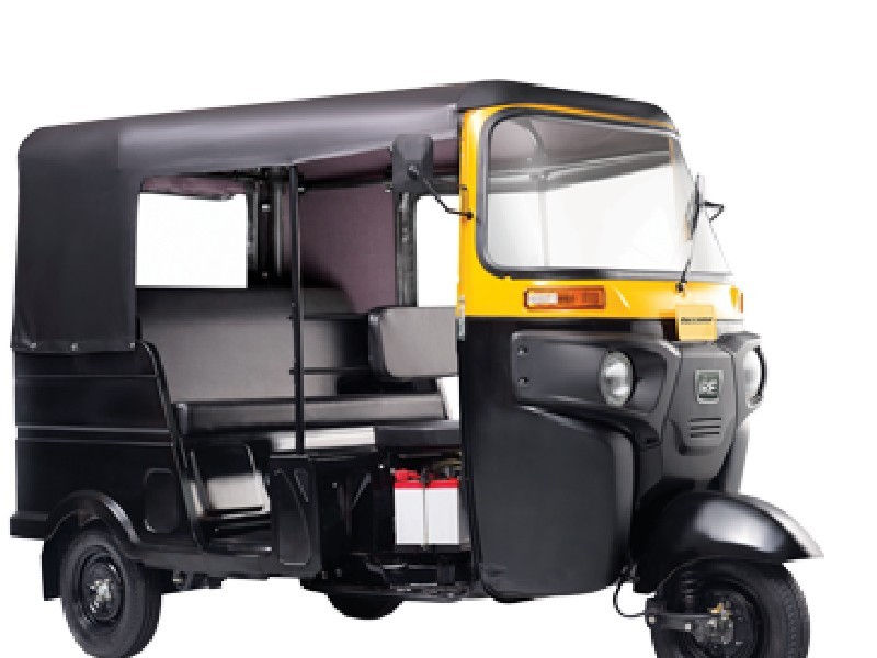 Bajaj Re Optima Diesel Image 4