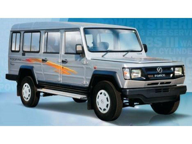 Force Trax Toofan Deluxe Image 1