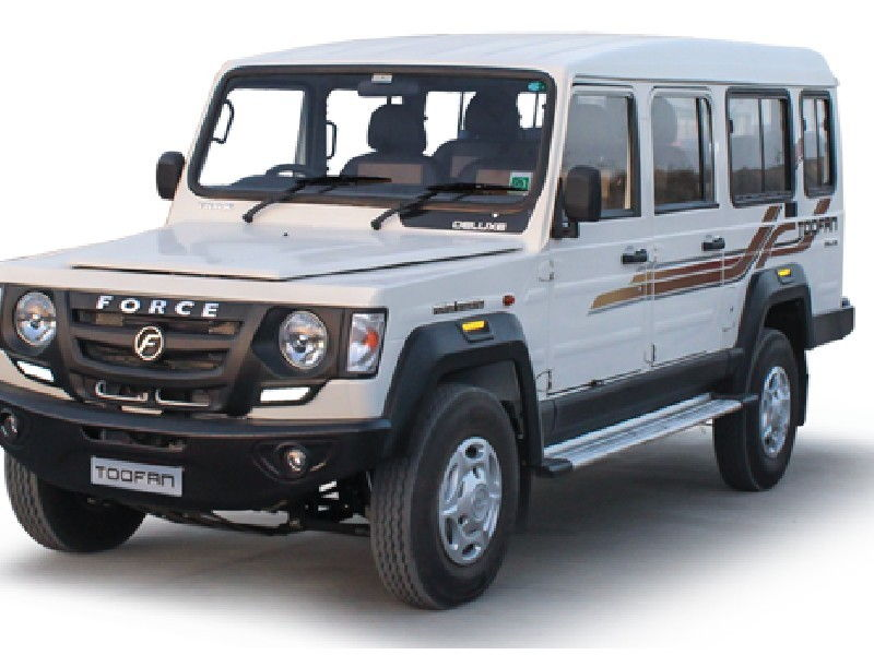 Force Trax Toofan Deluxe Image 2