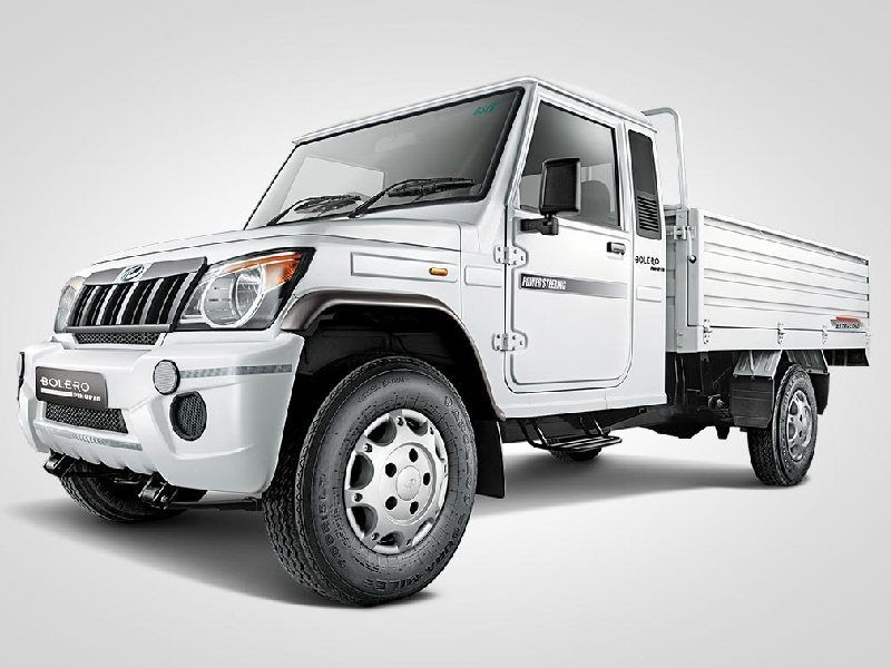 Mahindra Big Bolero Pik Up Image 8