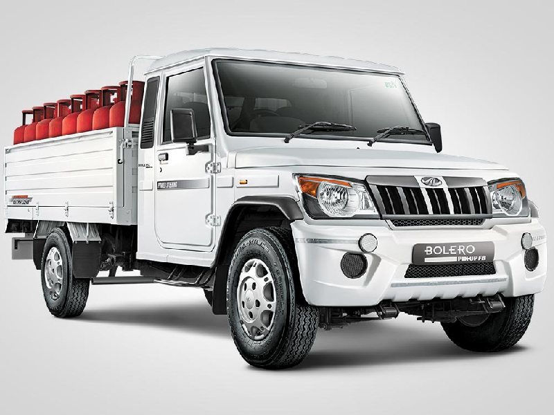 Mahindra Big Bolero Pik Up Image 2
