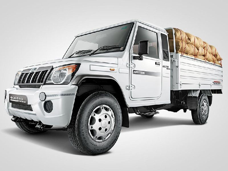 Mahindra Big Bolero Pik Up Image 6