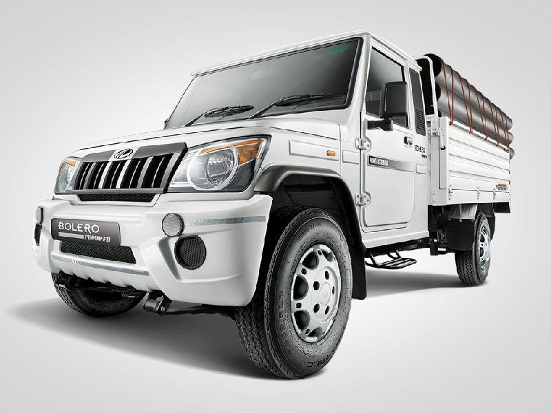 Mahindra Big Bolero Pik Up Image 1
