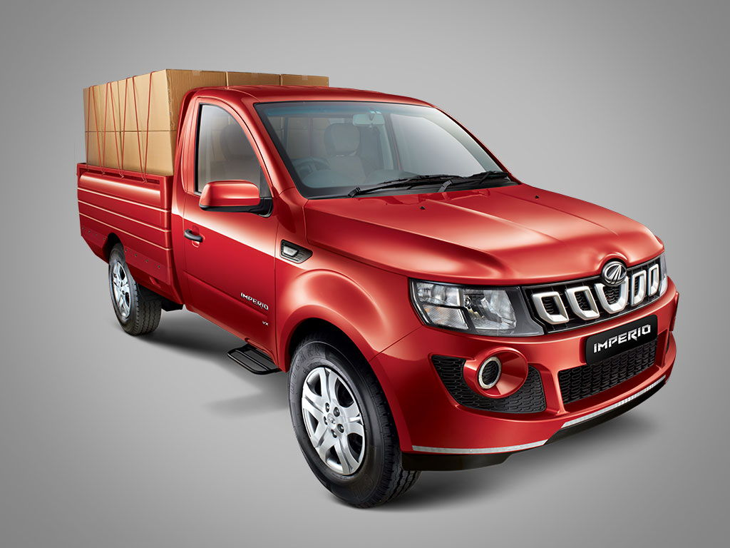 Mahindra Imperio Pictures