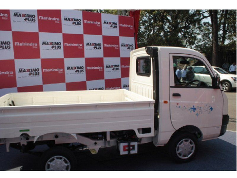 Mahindra Maxximo Plus Truck In India Maxximo Plus Price