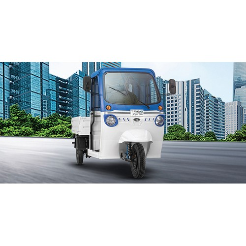 Mahindra Treo Zor Electric 3