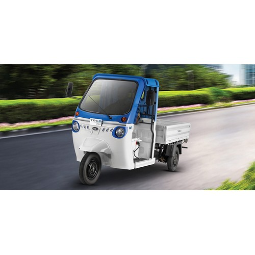 Mahindra Treo Zor Electric 4