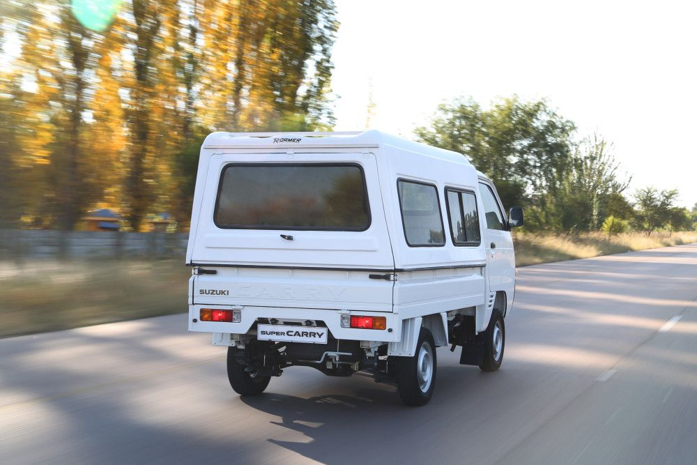 Maruti Suzuki Super Carry Turbo Truck In India Super Carry Turbo