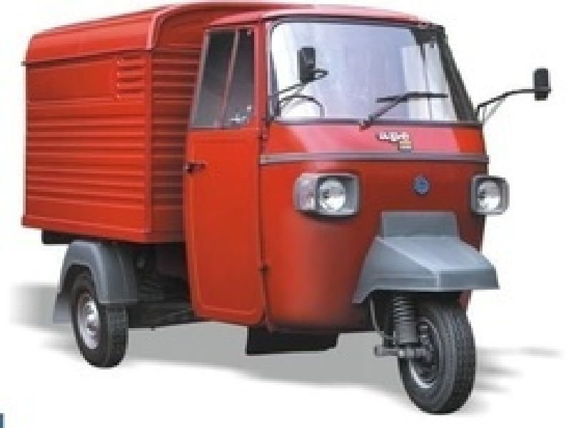 Piaggio Three Wheeler Ape Hb Image 1