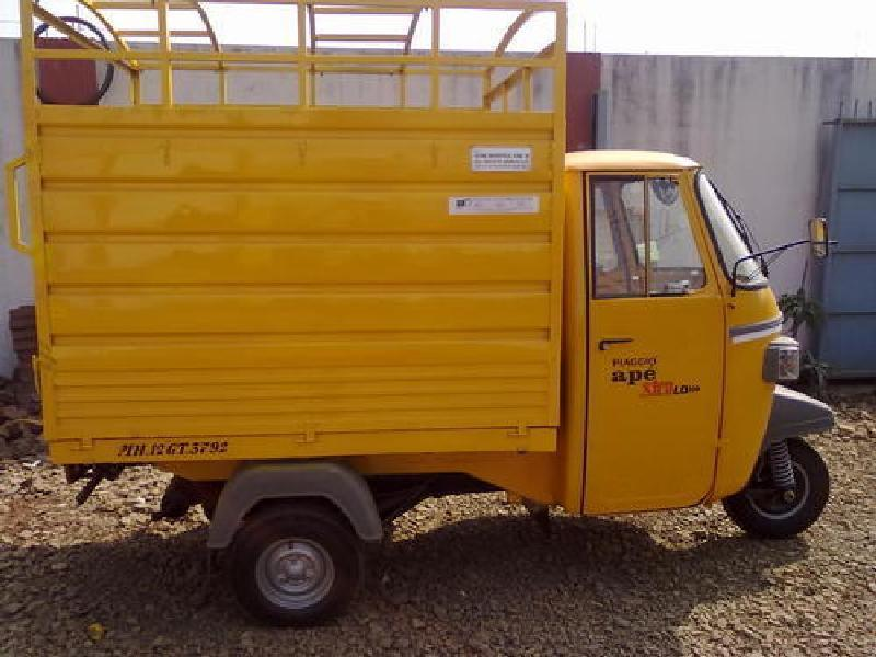 Piaggio Three Wheeler Ape Hb Image 2