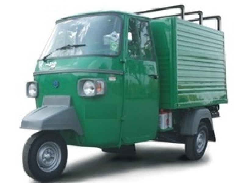 Piaggio Three Wheeler Ape Hb Image 3