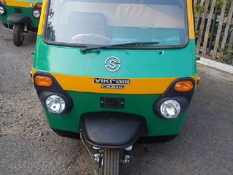 Scooters India Limited Vikram 1500 Cg Image 2