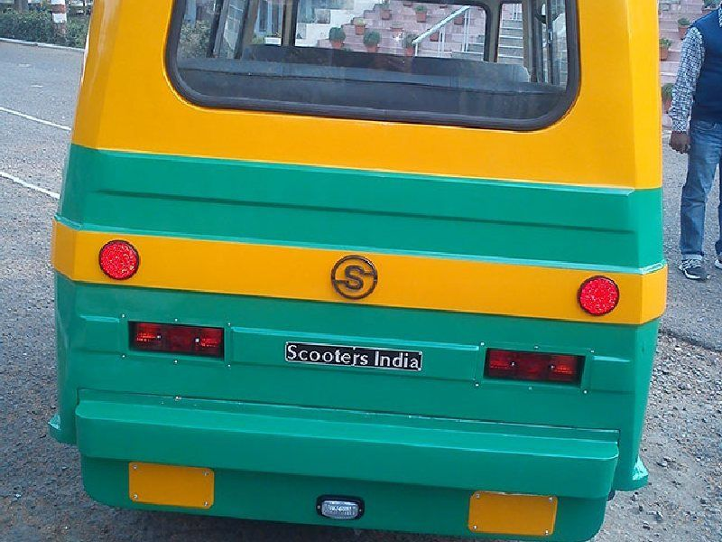 Scooters India Limited Vikram 1500 Cg Image 7