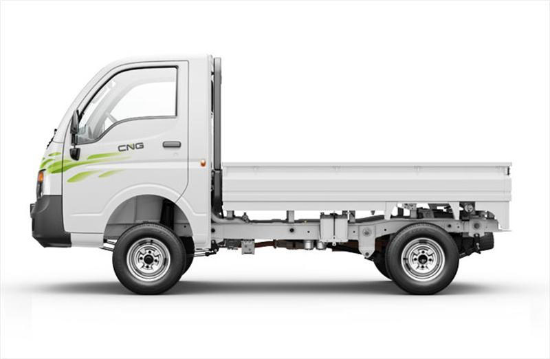 Ace Cng Left Side View