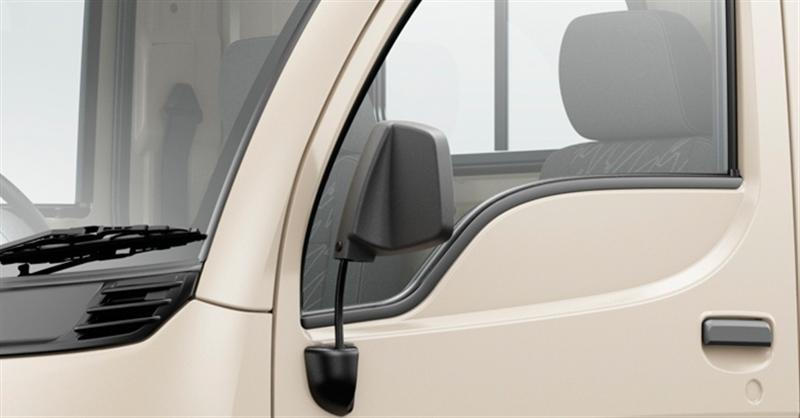 Ace Dicor Outside Rear View Mirror