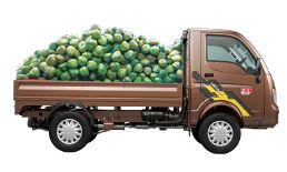 Tata Ace Mega Xl With Load