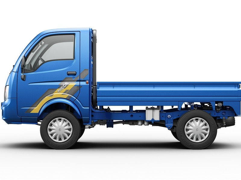 Tata Ace Mega Left Side View