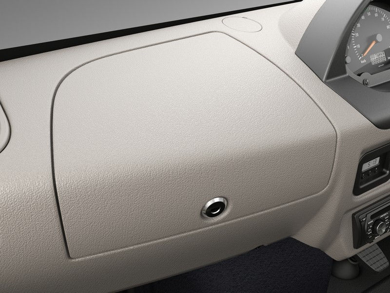 Tata Ace Mega Lockable Glovebox Interiors
