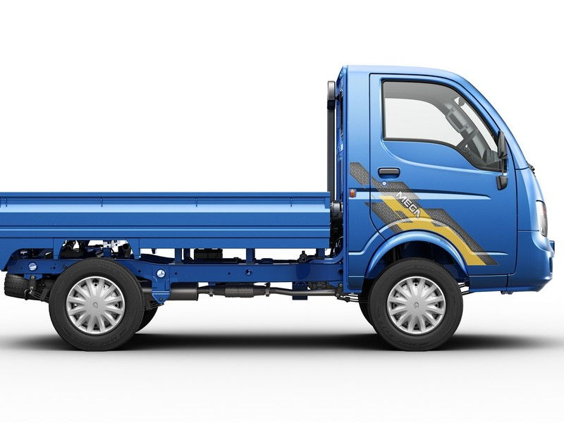 Tata Ace Mega Right Side View