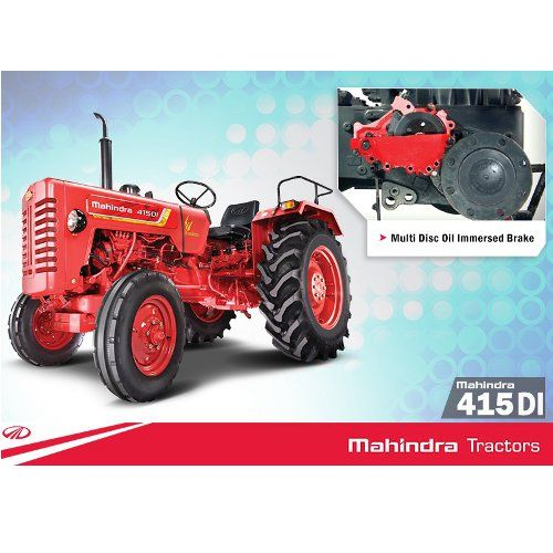 Mahindra 415 DI Tractor in India | Price of Mahindra 415 DI