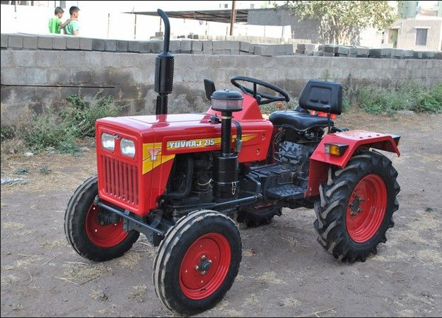 Mahindra Yuvraj 215 Tractor in India | Price of Mahindra